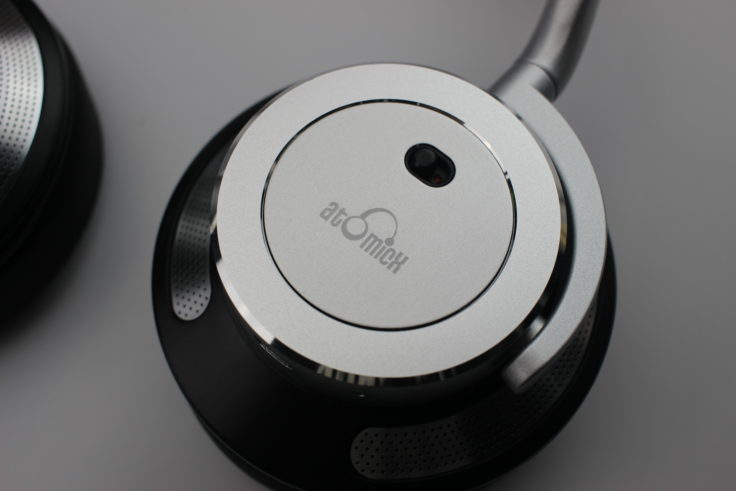 iDeaUSA AtomicX On-Ear Hörer Halterung