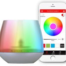 Mipow Playbulb Teelicht LED App
