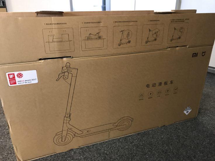 Xiaomi Roller Paket