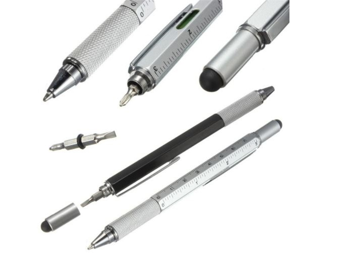 6-in-1-Kugelschreiber