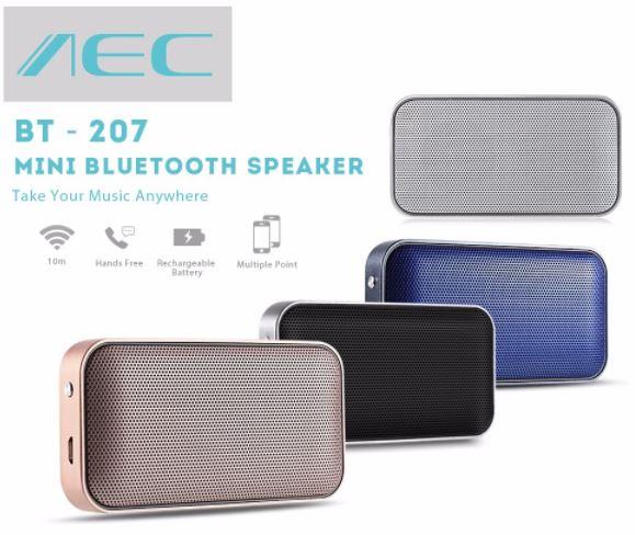 AEC BT207 Farben