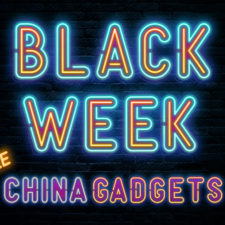 China Gadgets Black Week