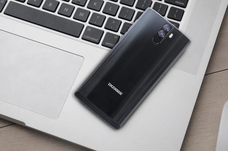 Doogee BL12000 Smartphone Schwarz