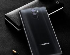 Doogee BL12000 Smartphone Rückseite