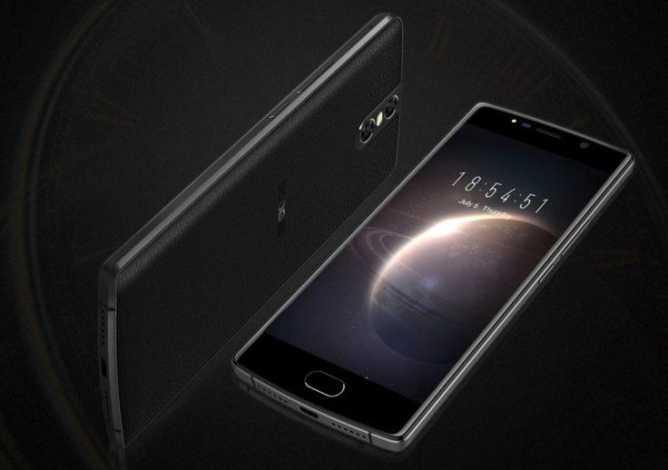 Doogee BL7000 Smartphone Display