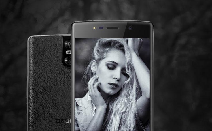 Doogee BL7000 Smartphone Kamera