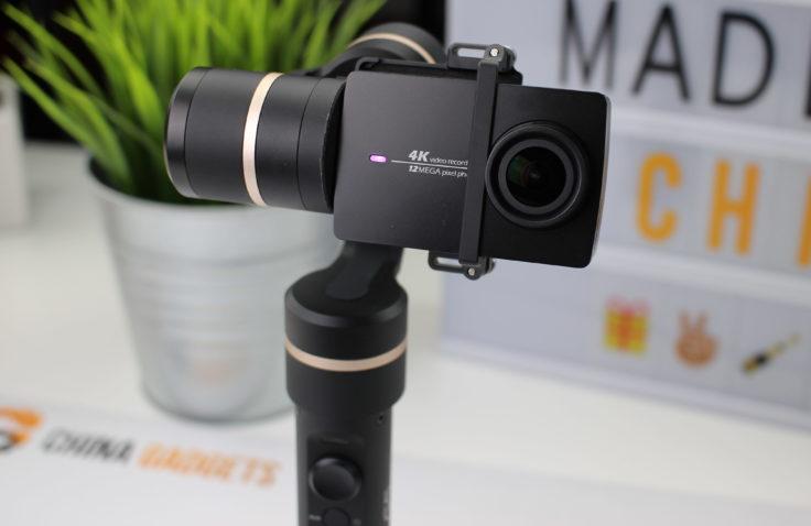 FeiyuTech G5 mit Kamera