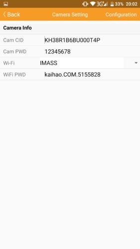 IMASS A3S Saugroboter App Verbindung