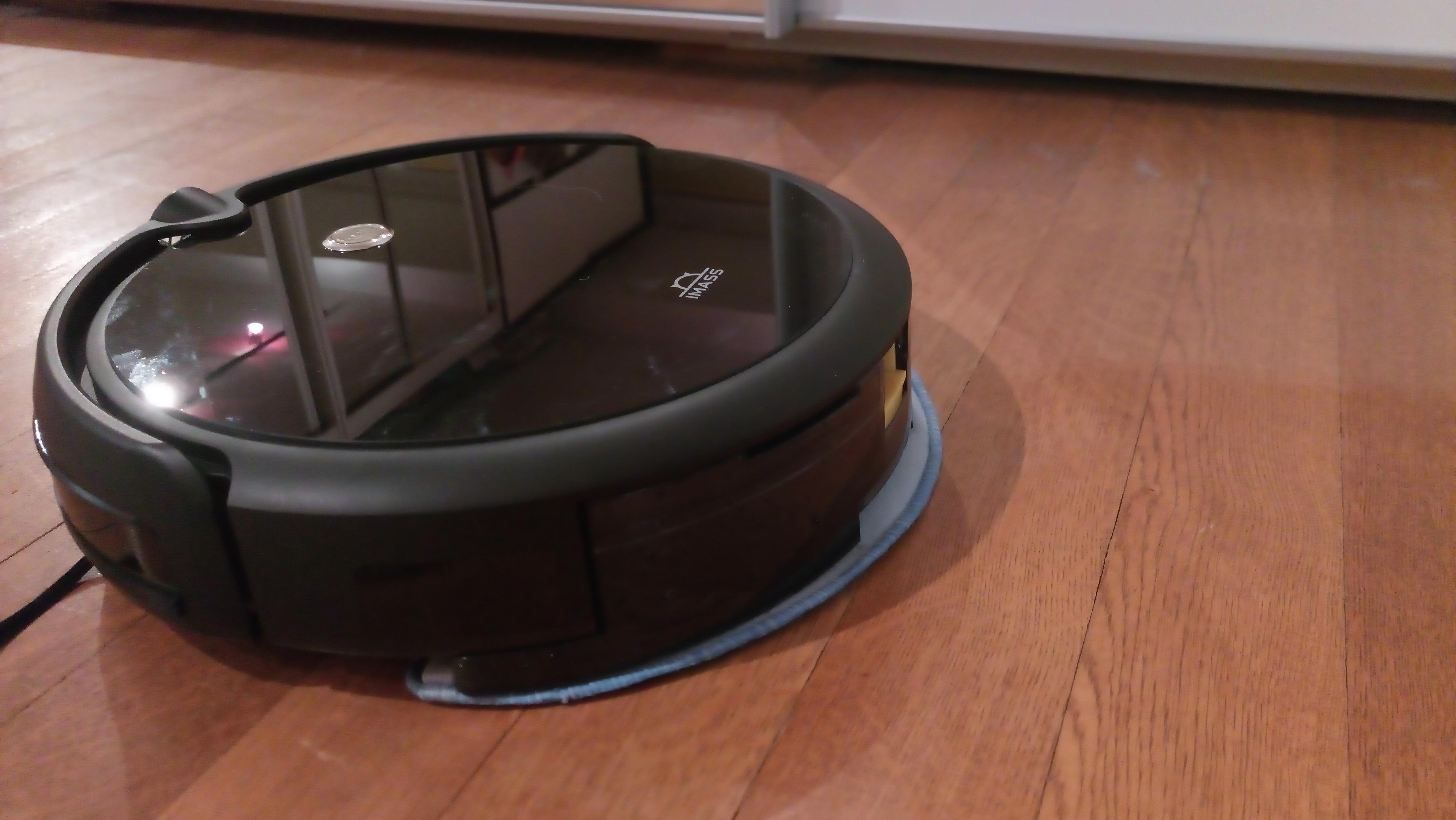 wisch und saugroboter latest eine pumpe sorgt fr die. Black Bedroom Furniture Sets. Home Design Ideas