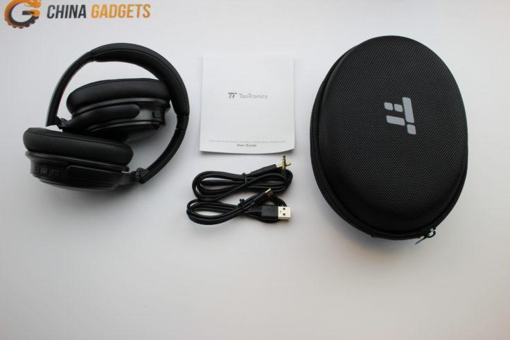 TaoTronics TT-BH22 Lieferumfang