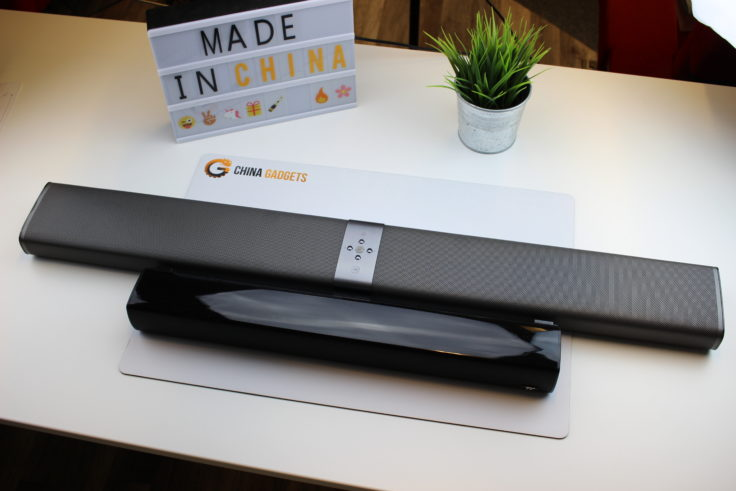 TaoTroniks TT SK017 wireless Soundbar Vergleich Xiaomi Soundbar