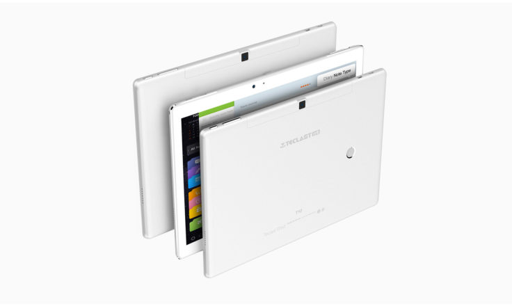 Teclast Master T10 Tablet Design