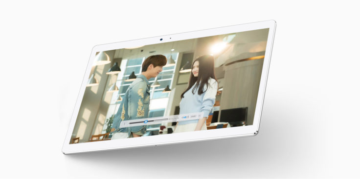 Teclast Master T10 Tablet Display