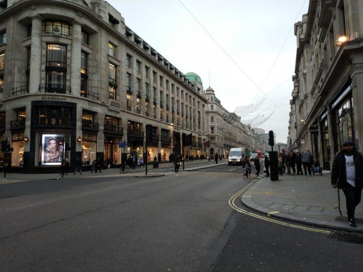 Xiaomi Mi Mix 2 London Testfoto