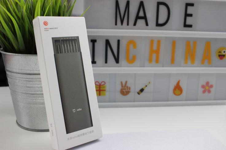 Xiaomi Wiha Schraubendreherset Verpackung