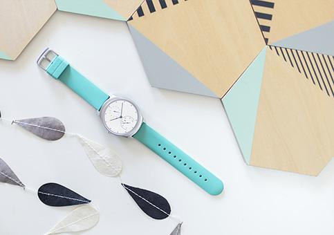 Ticwatch 2 Smartwatch grün