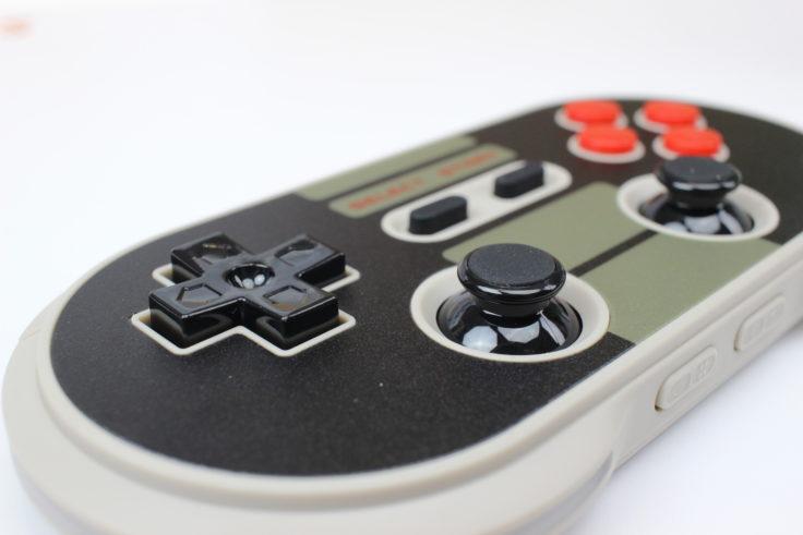 8Bitdo NES30 Pro Bluetooth Controller (2)