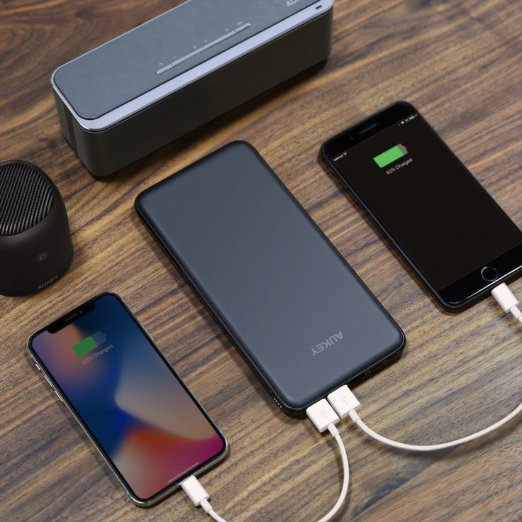 AUKEY USB Typ-C Powerbank