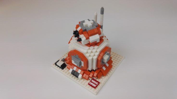 BB-8 Bausteine Set