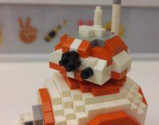 BB-8 Bausteine Kopf