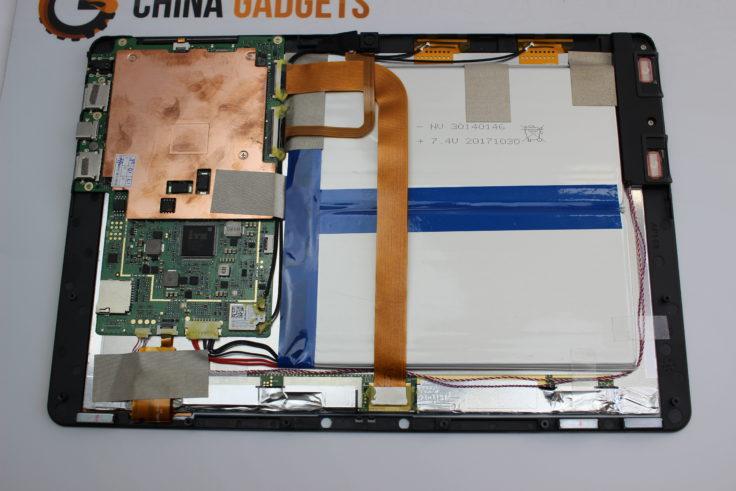 CHUWI SurBook Mini Hardware