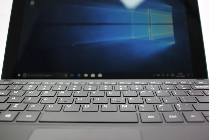 CHUWI SurBook Mini Tastatur