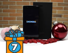 Doogee BL7000 Adventskalender