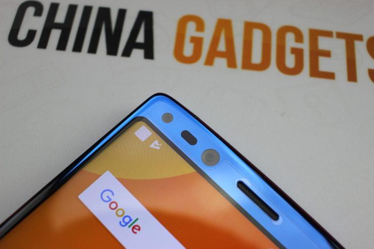 Doogee Mix 2 Smartphone Frontkameras