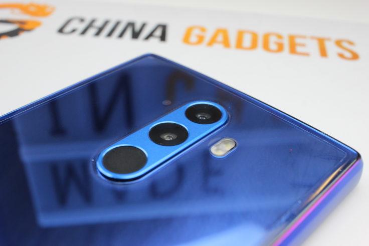 Doogee Mix 2 Smartphone Kameras