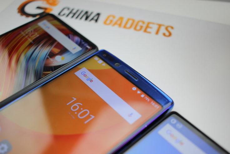 Doogee Mix 2 Vergleich Smartphone