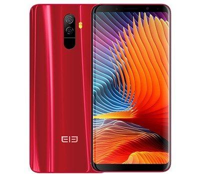Elephone S9 Smartphone Rot