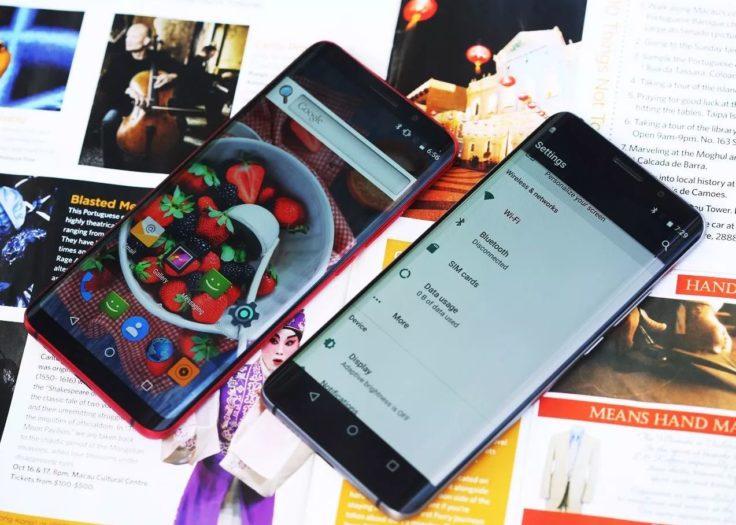 Elephone S9 Smartphone Vergleich