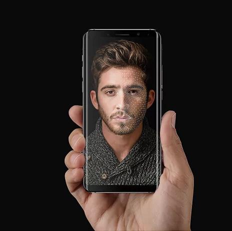 Elephone U Gesichtserkennung