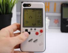 Gameboy Smartphone Case spielen