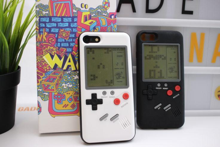 Gameboy Smartphone Case Verpackung