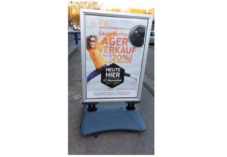 ILIFE Germany Lagerverkauf Essen