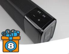 JKR KR 1000 Bluetooth Lautsprecher Adventskalender