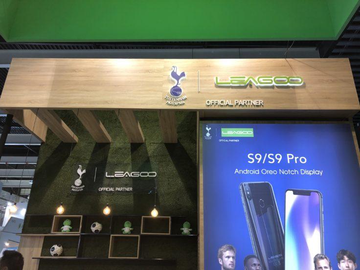 Leagoo S9 MWC