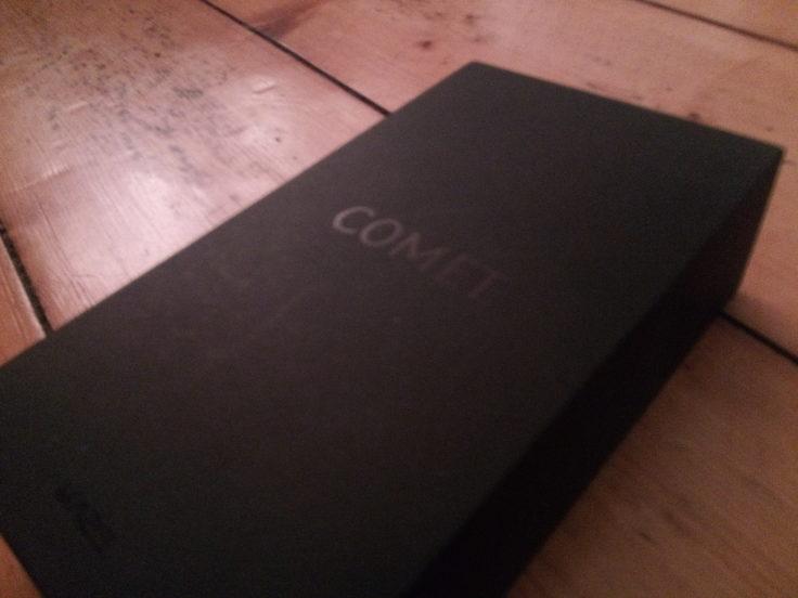 MAZE Comet Dunkel Testfoto