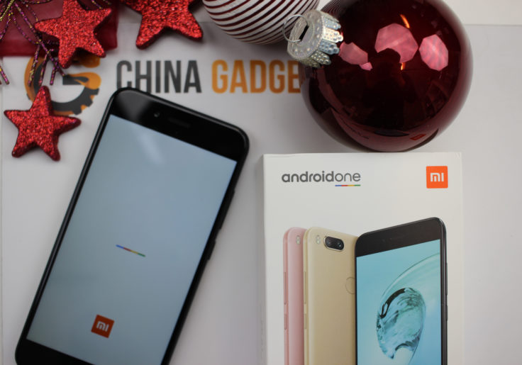 Xiaomi Mi A1 Adventskalender