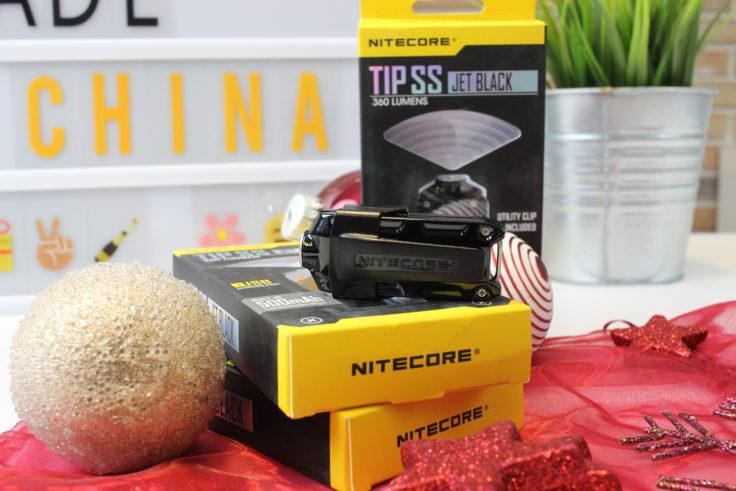Nitecore TIP Taschenlampe