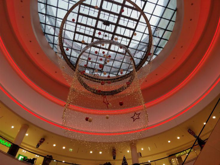 OnePlus 5T Rathaus Galerie