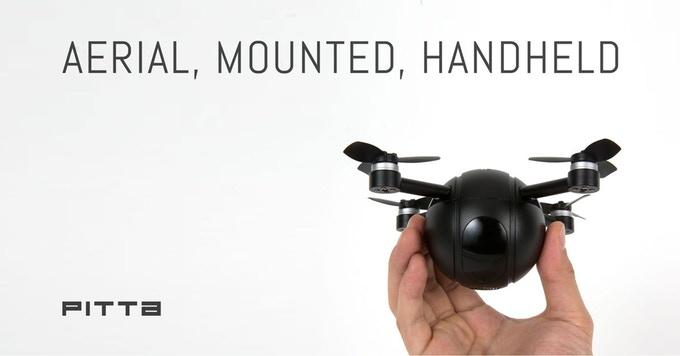 PITTA Selfie Drohne Kickstarter