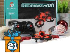 Redpawz Drohne Advent Tag 21
