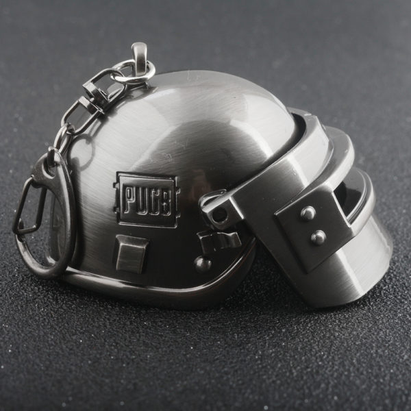 Schlüsselanhänger PUBG Level 3 Helm