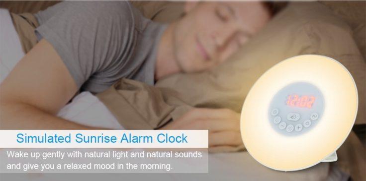 Sonnenaufgang Wecker Alarm