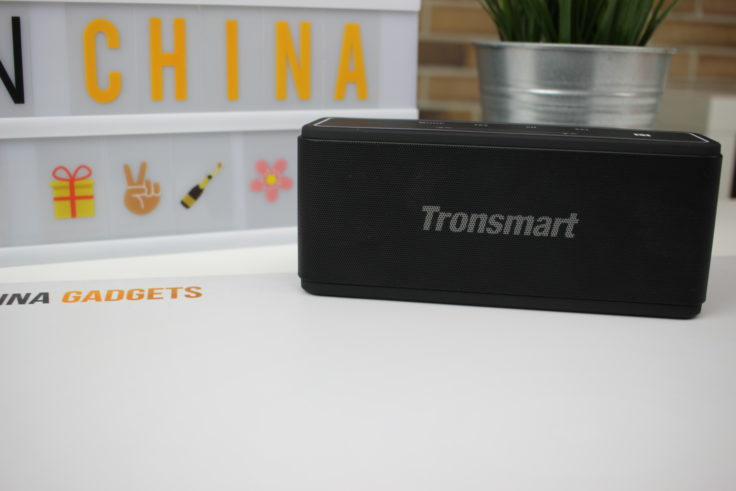 Tronsmart Mega Design