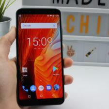 UleFone Power 3 Akku Smartphone
