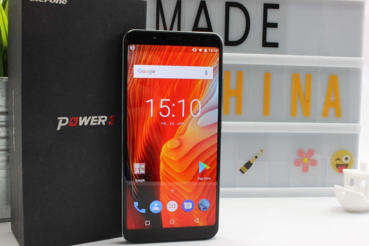 UleFone Power 3 Smartphone