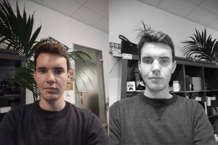 Vernee Mix 2 Selfie Kamera